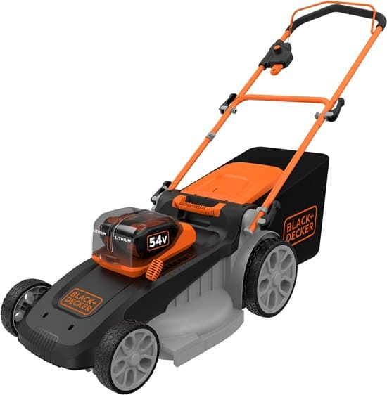 Black+Decker CLM5448PC2 54V - Maaimachine.NL