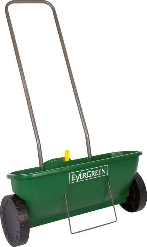 Evergreen Meststofstrooier - Maaimachine.NL