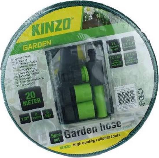 Kinzo Tuinslang - 20m